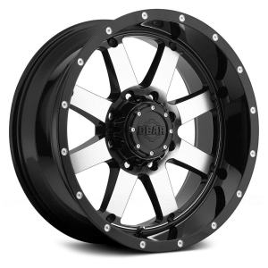 Big Block Wheel with Machined Finis +18mm Offset R18
