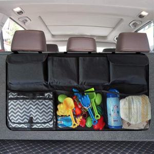 Backseat Hanging Organizer with 8 Large Storage Bag