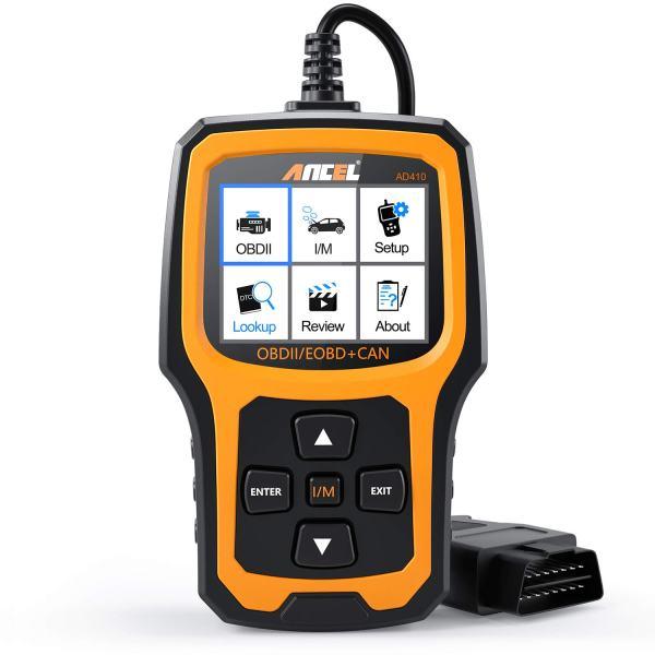 ANCEL AD410 Enhanced OBD II Vehicle Code Reader