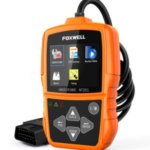 FOXWELL Scanner Check Engine Light Car Code Reader