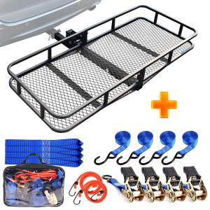 Leadpro Hitch Mount Cargo Basket