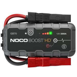 UltraSafe Portable Lithium Car Battery Jump Starter