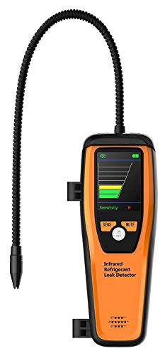 Refrigerant Leak Detector Tester Rechargeable 10 Years' Life