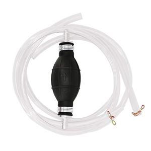 UTSAUTO Siphon Hand Pump Portable Manual Car Fuel