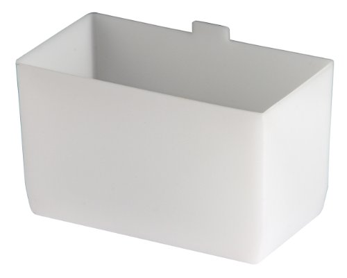 Cup Storage for Sorting Small Parts In Shelf Bins