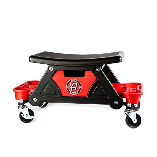 Adam's Detailing Seat - Mobile Rolling Utility Creeper Seat