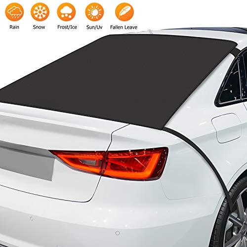 Botokon Car Rear Windshield Snow Ice Cover Protector