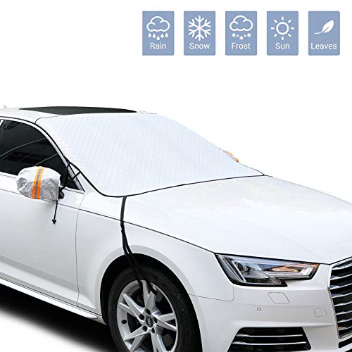 Car Windshield Snow Cover Ice Cover