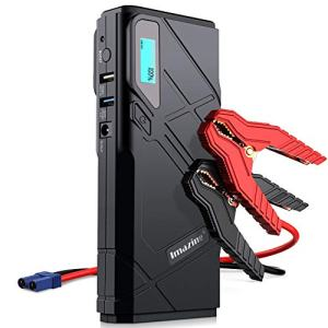 Imazing Portable Car Jump Starter - 1500A Peak