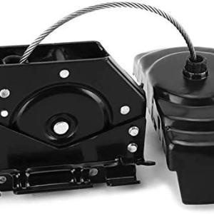 Spare Tire Wheel Winch Carrier & Hoist For Cadillac