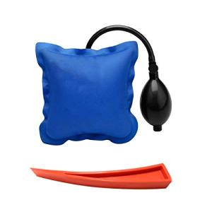Inflatable Shim Bag Air Pump Wedge Up Tool Leveling Kit