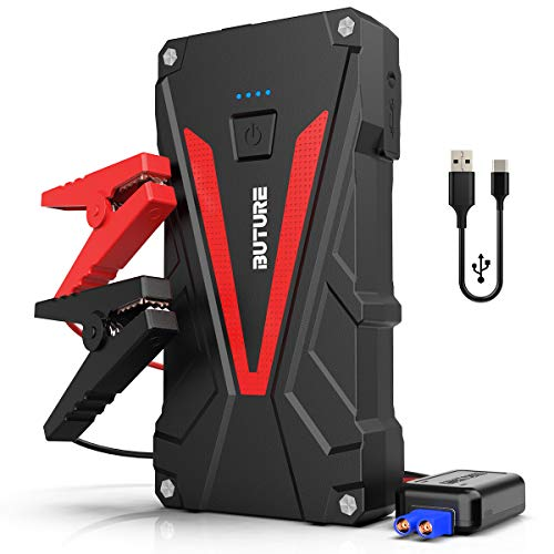 Car Jump Starter, BUTURE Portable Car Battery Starter