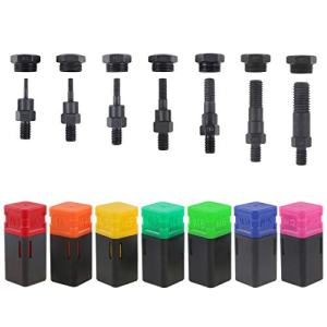 Hilitchi Assorted 7PCS Metric Rivet Nut Gun Mandrel