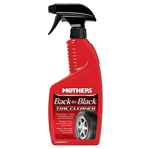 Mothers Back-to-Black Tire Cleaner