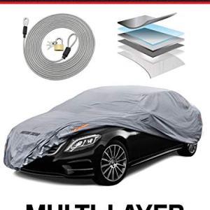 Motor Trend Defender Pro Car Cover 7-Series Waterproof