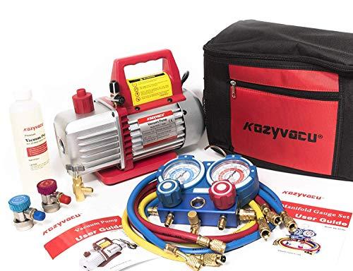 Kozyvacu AUTO AC Repair Complete Tool Kit