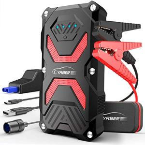 YABER Jump Starter, Car Battery Jump Starter Pack