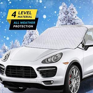 HEHUI Car Windshield Snow Cover