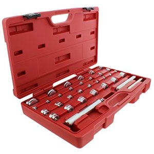ABN Master Bushing Driver 33-Piece Set