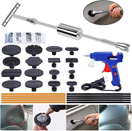 Car Auto Body Dent Repair Puller Kit Paintless
