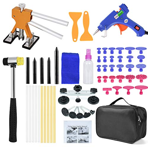Auto Body Dent Repair Kit 57PCS, Paintless Cars