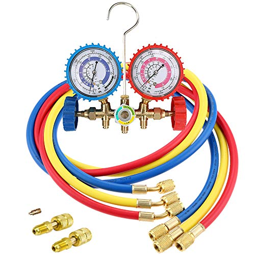 LIYYOO Air Conditioning Refrigerant Charging Hoses