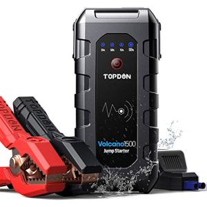 Jump Starter Car Battery Pack Portable Lithium Battery Booster Charger