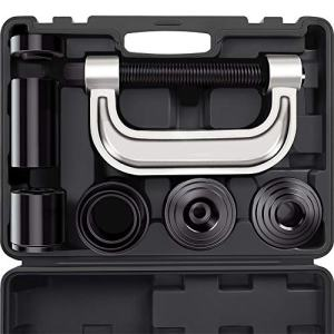 Heavy Duty Ball Joint Press & U Joint Removal Tool Kit