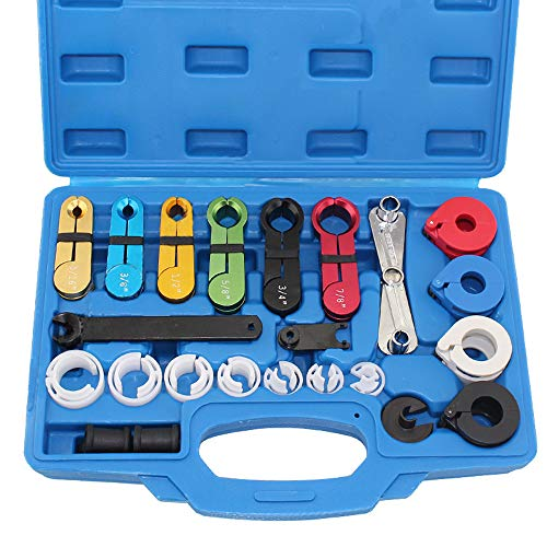 Thorstone 22pcs Master Quick Disconnect Tool Kit