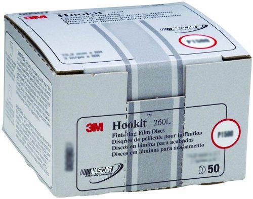 Hookit Finishing Film Abrasive Disc 260