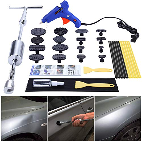 Paintless Dent Repair Remover, Pro Slide Hammer Tools