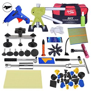 Fly5D Auto Dent Removal Kit with Tool Bag