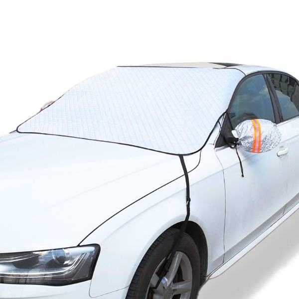 GAMURRY Windshield Cover Set for Ice and Snow for Car