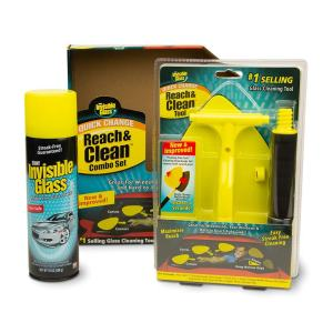 Invisible Glass Reach and Clean Tool Combo Kit