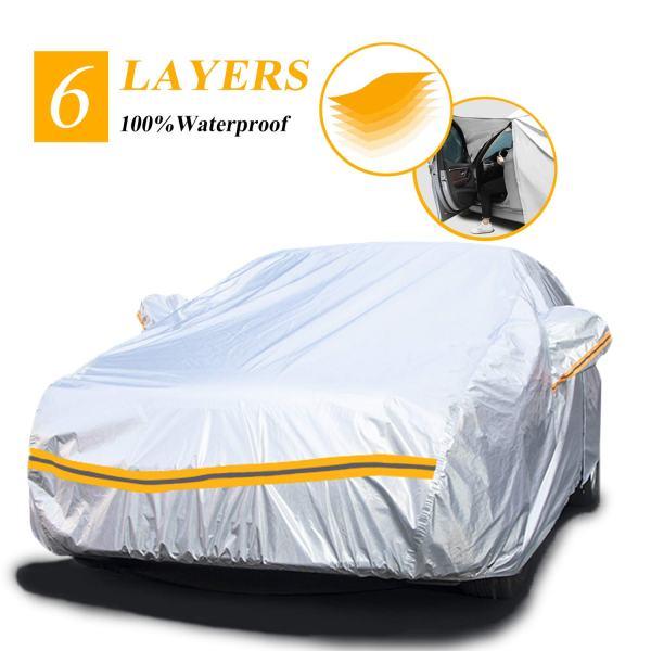 Autsop Car Cover Waterproof All Weather