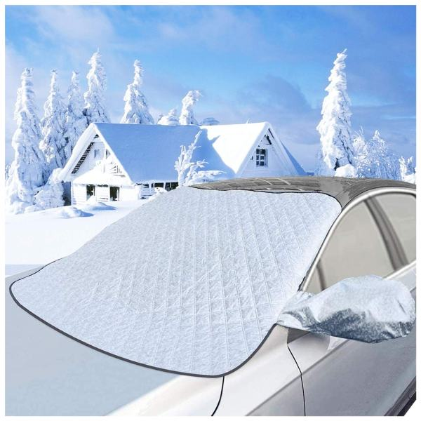 Autik Windshield Snow Cover Car Ice Cover Shield