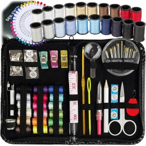 ARTIKA Sewing KIT, Over 130 DIY Premium Sewing Supplies