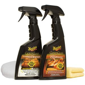 Meguiar's Leather Care Kit