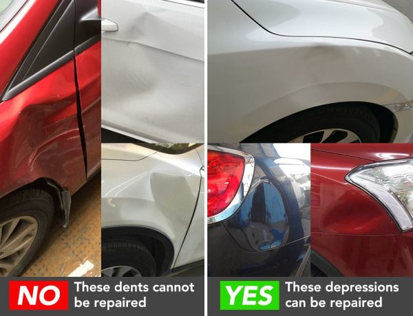 Car Dent Repair Puller Suction Cup Universal