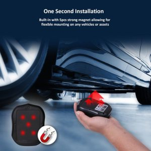 GPS Tracker Standby Realtime Tracker Voice Monitor