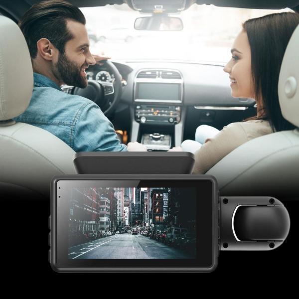 Dash Cam Night Vision Parking G Sensor