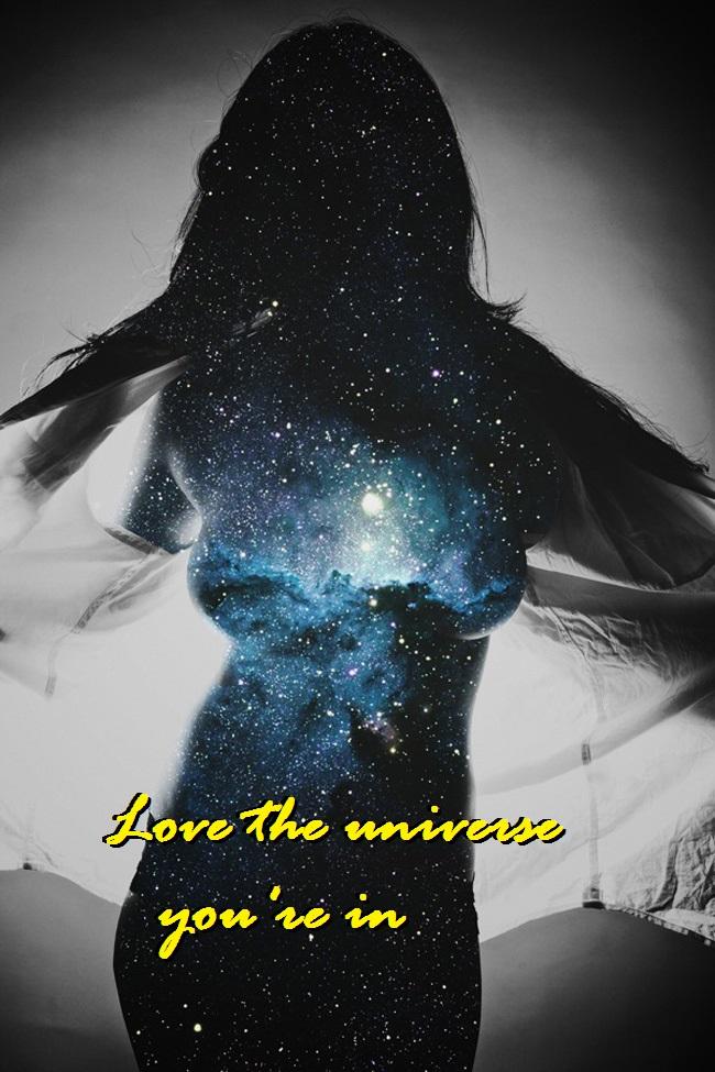 LovetheUniverseyourein