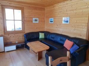 Couchbereich unteres Stockwerk