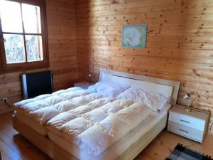 Schlafzimmer unteres Stockwerk