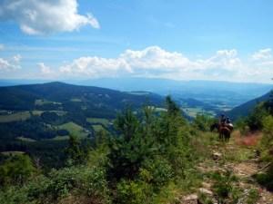 Klagenfurter Becken & Karawanken Ausblick
