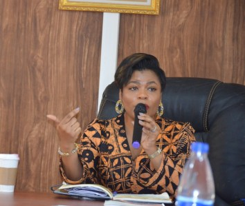 LEAP AFRICA, ON A COURTESY VISIT TO DG OEQA MRS ABIOLA SERIKI-AYENI (11)