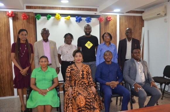 LEAP AFRICA, ON A COURTESY VISIT TO DG OEQA MRS ABIOLA SERIKI-AYENI (6)