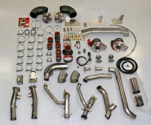 99-04 Mustang GT Single Turbo System