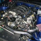 05-10 Mustang GT Single Turbo System