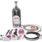 2005-2010 Mustang GT Nitrous System w/ Polished Bottle